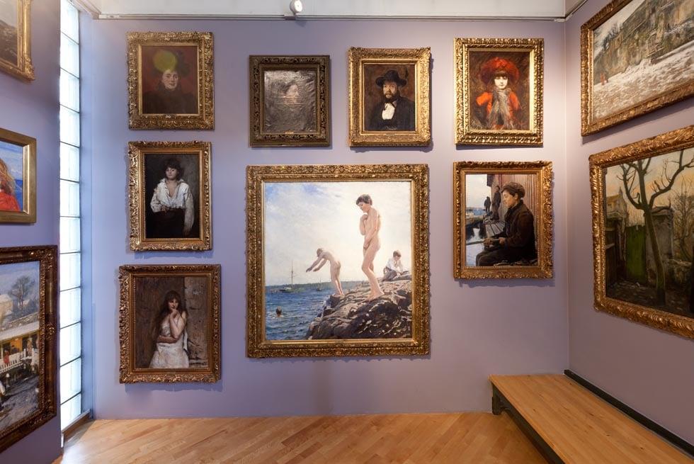 Det Faste Galleriet