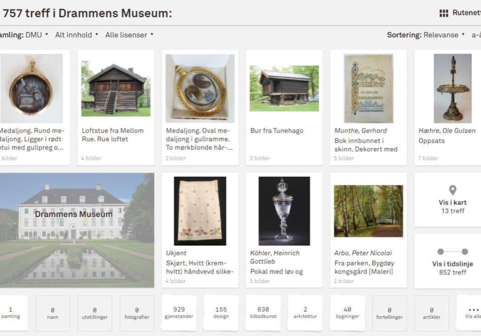 Bilde Digitalt museum