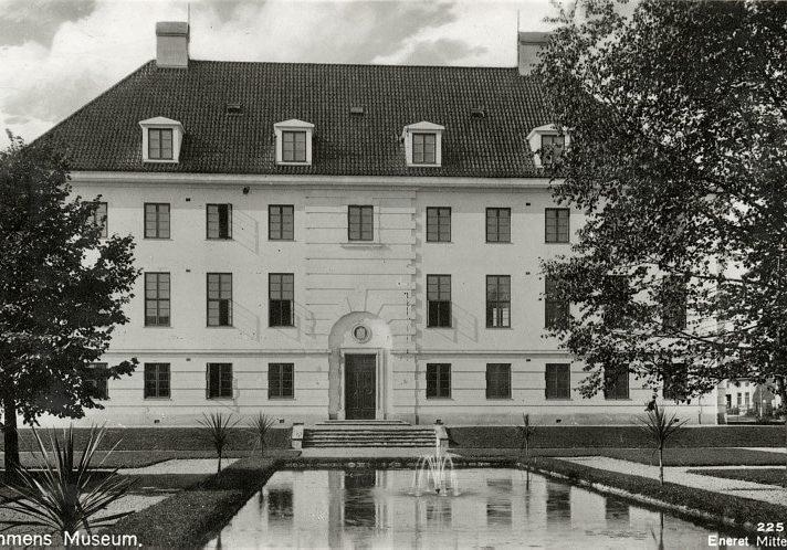 Drammen museum, Marienlyst